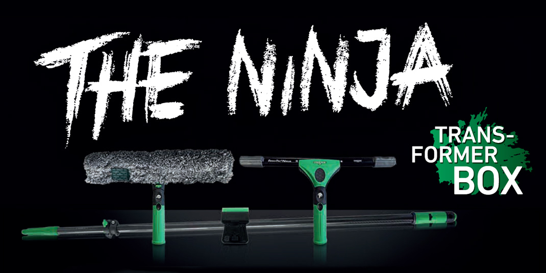 THE NINJA Transformer Box Limited Edition 2021