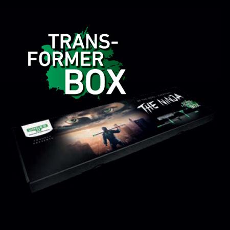THE NINJA Transformer Box